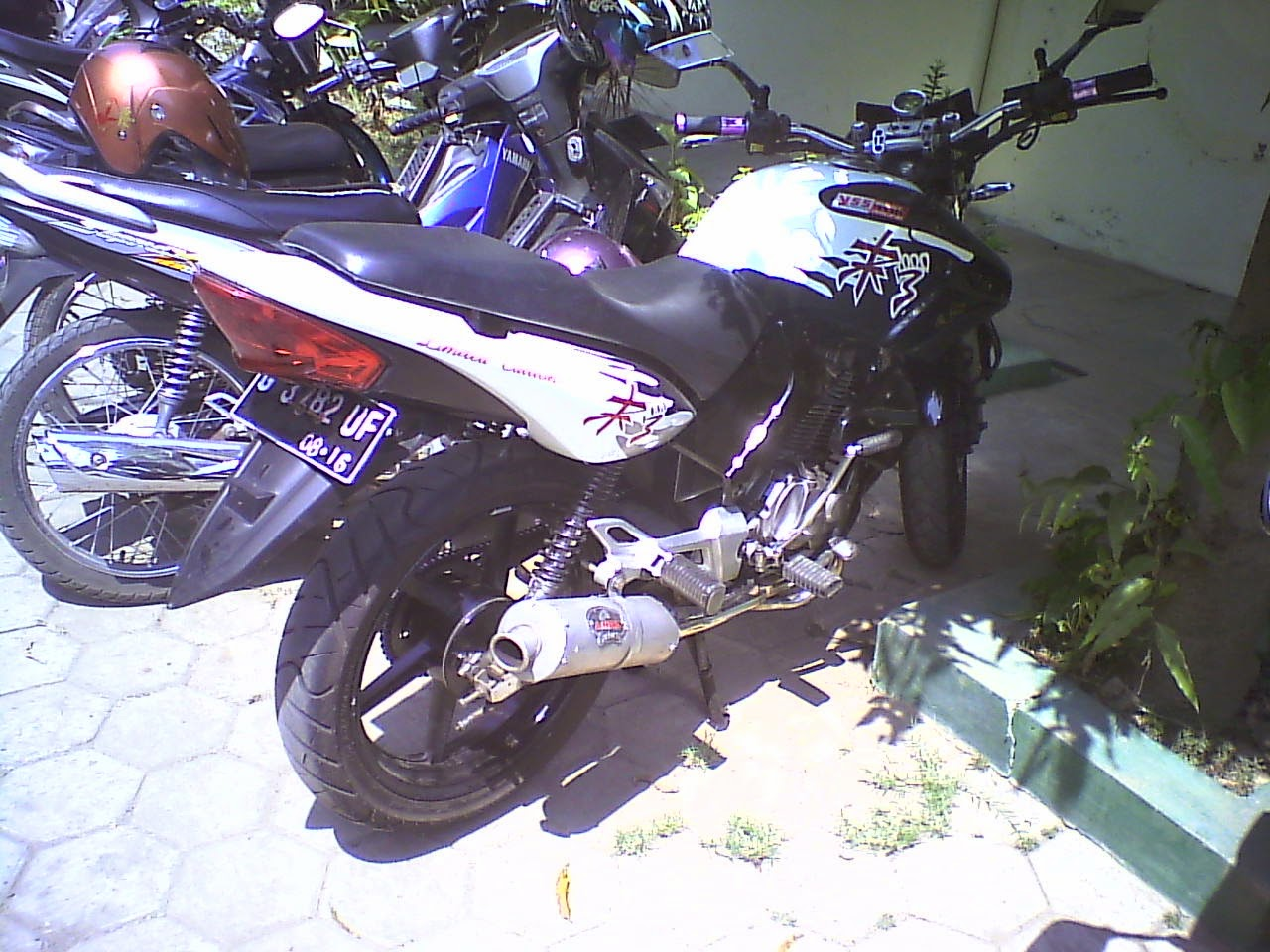 modifikasi honda beat ceper