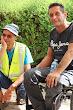 4-PARACHUTISME STAGE HANDI ASM OMNISPORTS France 3 et La Montagne interviewent les stagiaires 4août