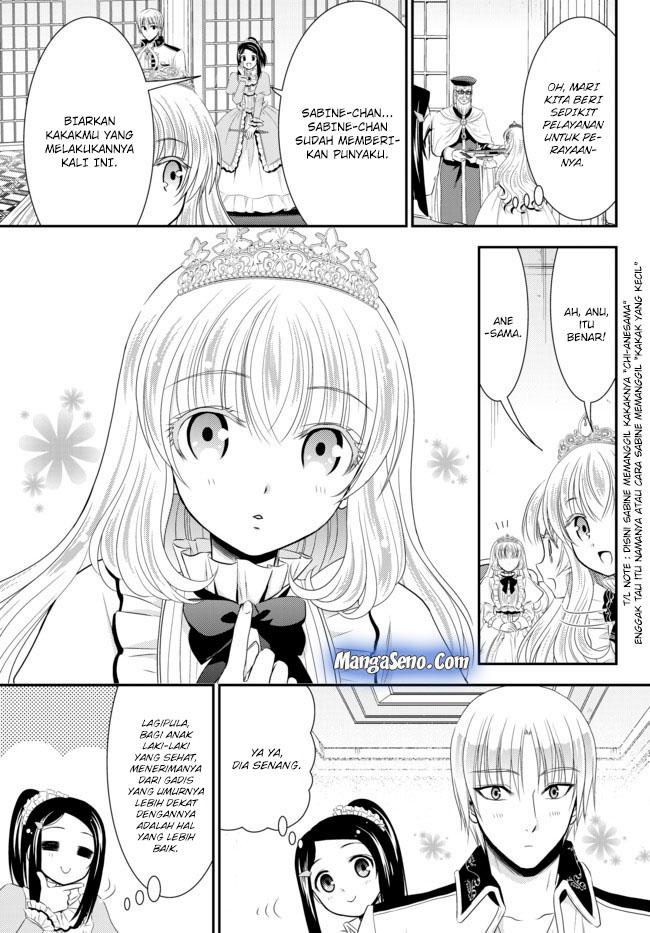 Rougo ni Sonaete Isekai de 8-manmai no Kinka wo Tamemasu Chapter 34.3