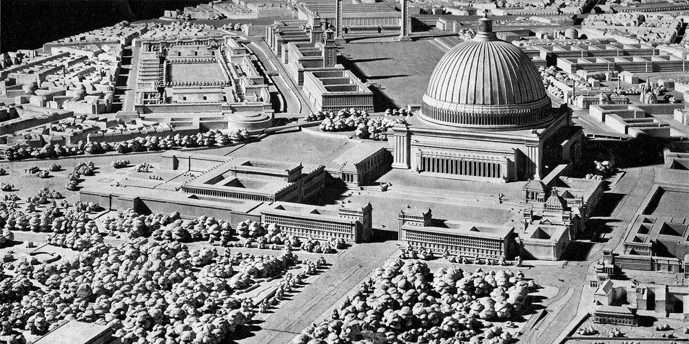 The Schwerbelastungskörper And Hitler's Grand Plans For Berlin | Amusing Planet
