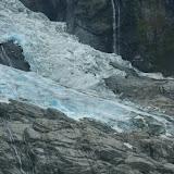 Bij de Bøyabreen-gletsjer.