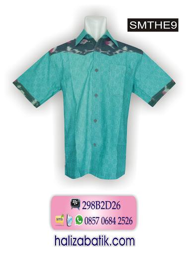 Grosir Batik Pekalongan, Model Baju Kantor, Grosir Pakaian, Baju Batik Modern