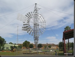 180315 064 Jerilderie Steel Wings Windmill