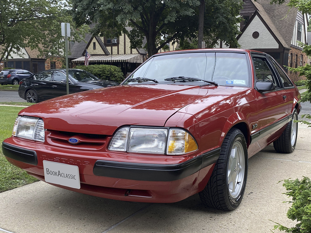 Ford Mustang Lx Hire Floral Park