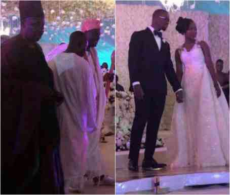Ooni Of Ife, 4 Governors Lose Phones To Thieves At Amosun's Daughter's Wedding