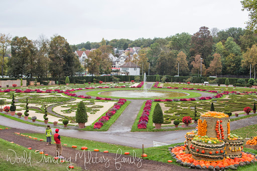 Lugwigsburg Pumpkin Exhibition 2014 | World Traveling Military Family