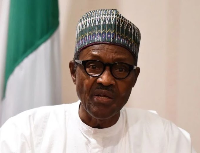 """""""I Won't Contest Elections Again After 2019"""" – Buhari"""