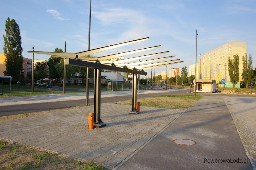 Konstrukcja parkingu rowerowego