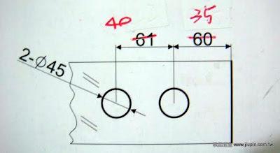 裝潢五金品名:CH9723-玻璃鎖挖孔圖玖品五金