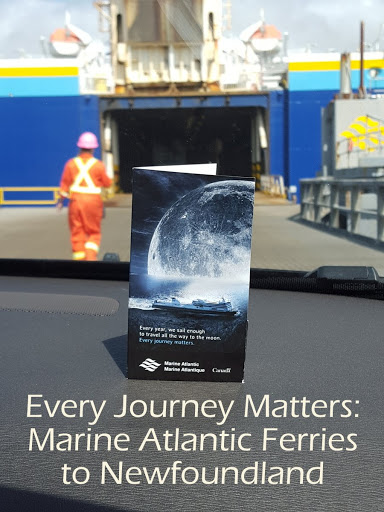 Every Journey Matters: Marine Atlantic Ferries to Newfoundland