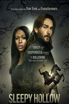 Baixar Série Sleepy Hollow 1ª Temporada Torrent Grátis