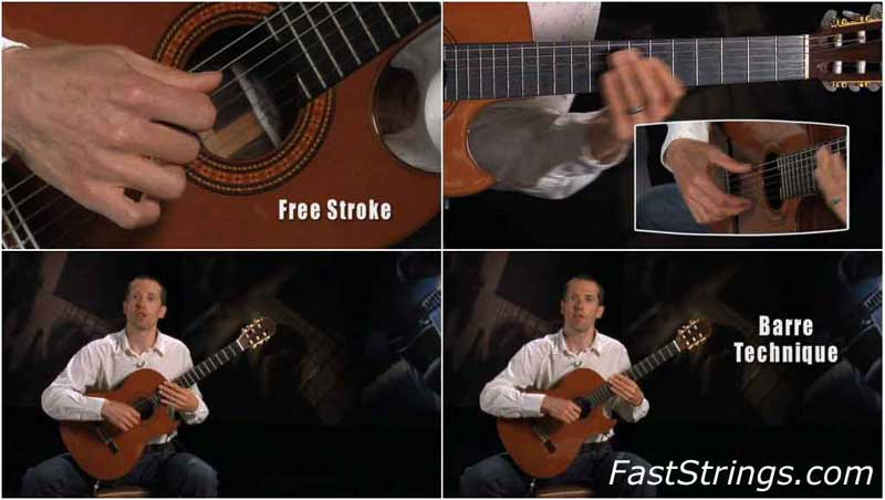 At a Glance: Classical Guitar