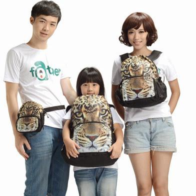 picnic bags set boy backpack shoulder bag large zipper