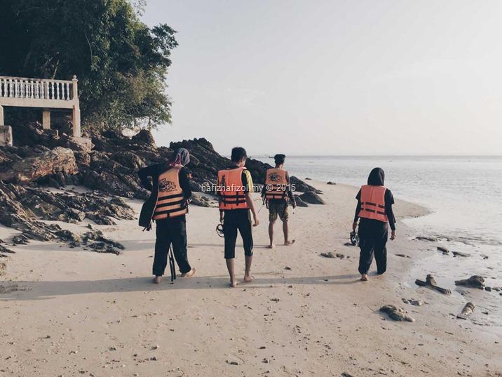 snorkeling pulau kapas kuala terengganu