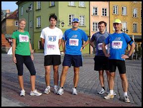 XXXII Maraton Warszawski 2010.09.26, Warszawa