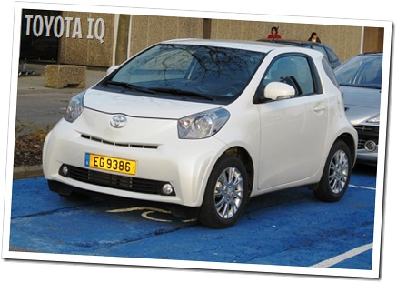 Toyota IQ - autodimerda.it