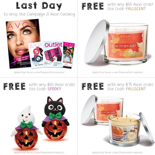 Avon Free Gifts