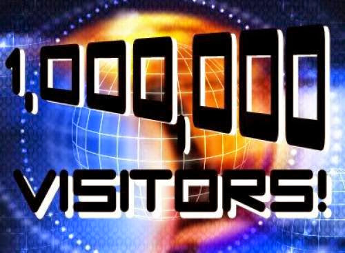 A Luf Milestone Our One Millionth Visitor