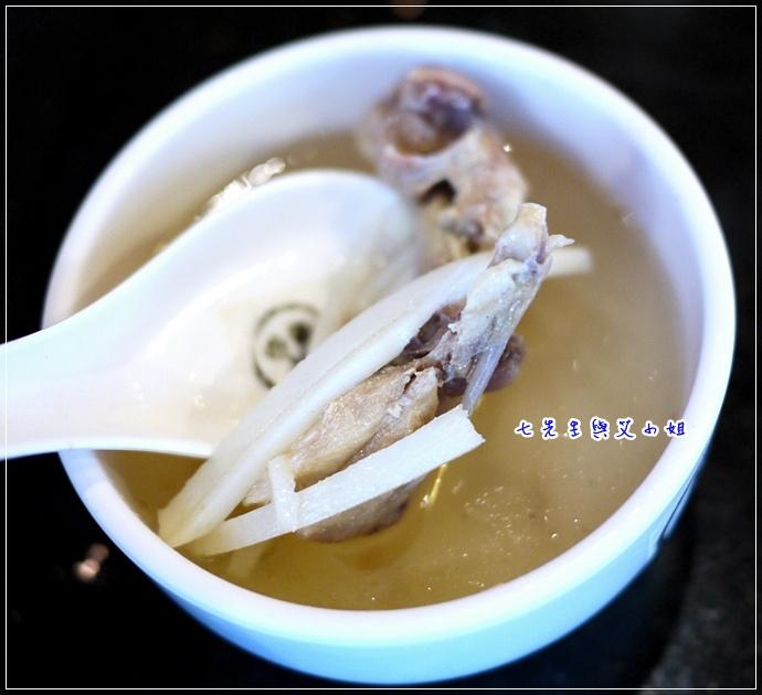 5 筍子雞湯