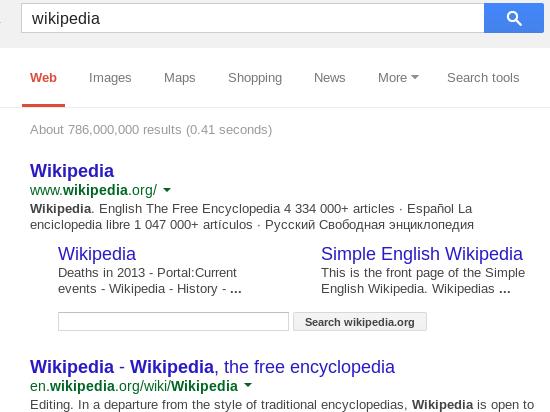 Google Search Tampilan BARU!