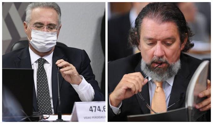 PROPOSTA INDECENTE - As propostas de Kakay ao relatório de Renan Calheiros.