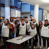 2017-02-08 2AD i 1GA visiten el Banc dels Aliments