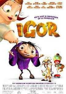 Igor - Bác Học Điên Igor (Igor 2008 HD)