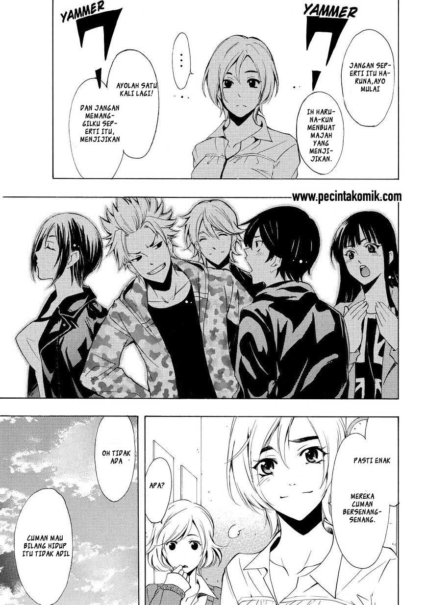 Fuuka Chapter 131-8