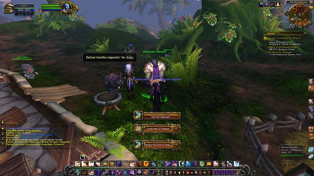 World of Warcraft - Loremaster of Draenor