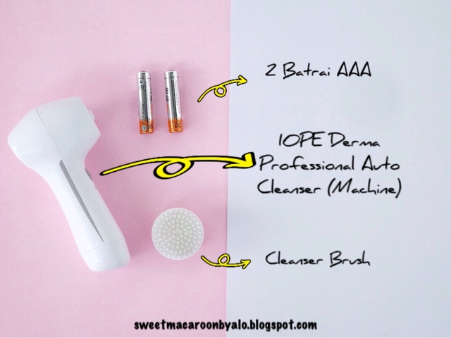 IOPE Derma Professional Auto Cleanser