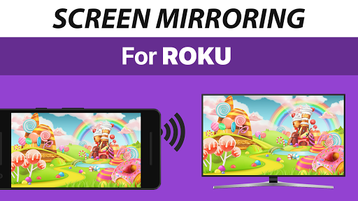 Screen Mirroring for Roku screenshot 1