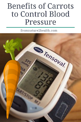 Carrot and Hypertension