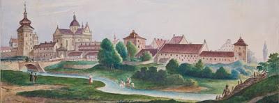 Жолква XVII век