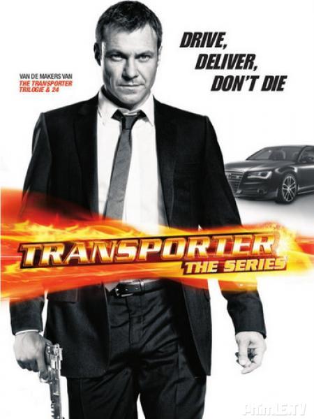 Phim Người Vận Chuyển (phần 2) - Transporter The Series (season 2) - VietSub