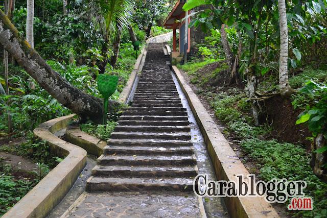 tangga kampung naga