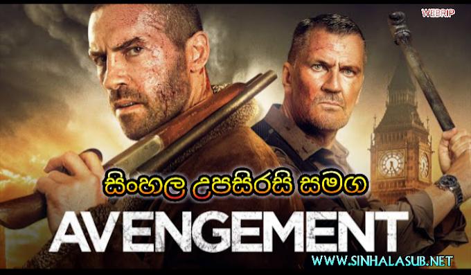 Avengement (2019) Sinhala Subtitled | සිංහල උපසිරසි සමග | බන්ධනාගාරයෙන් ආ මිනීමරුවා