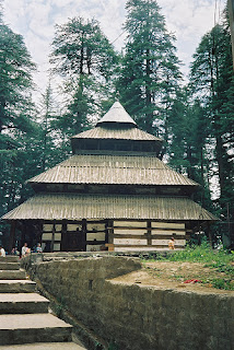 Hadimba Temple - Manali Places to Visit