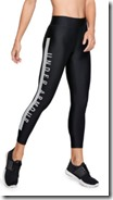 Under Armour Branded Crop Legging