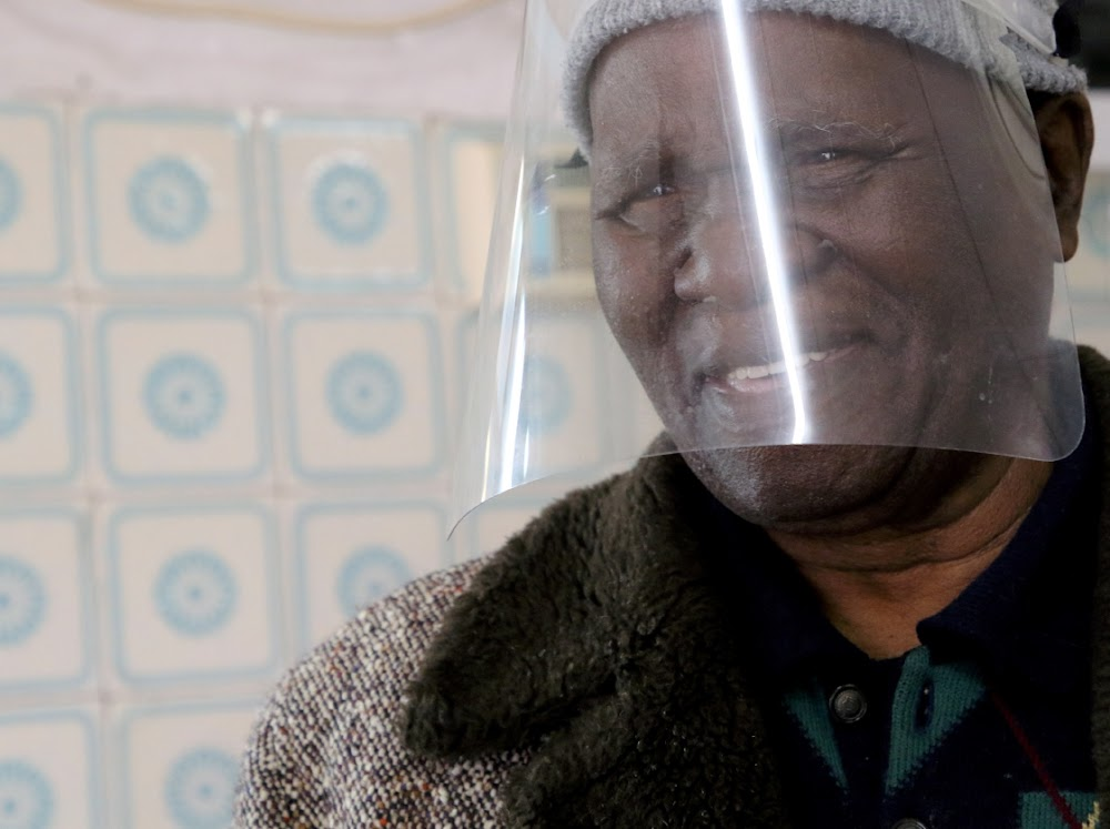 'I don't want to lie, the first day was difficult': 88-year-old beats Covid-19 - SowetanLIVE