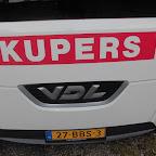 De nieuwe VDL Futura van Kupers bus 299