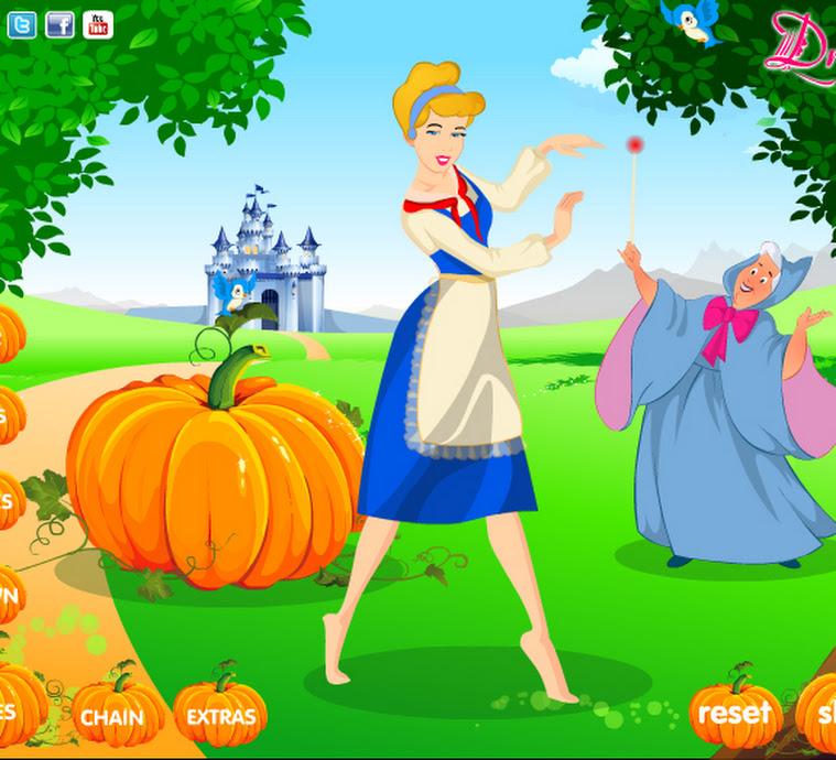 cinderella dream wedding dress game