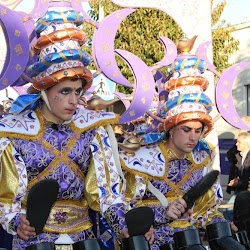 Desfile de Carnaval de Montijo 2013