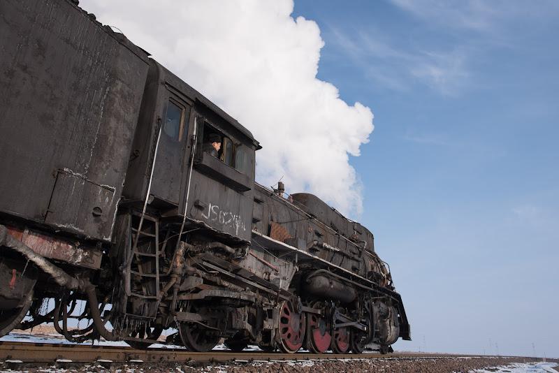161231 北泉鉱へ向かう蒸気機関車