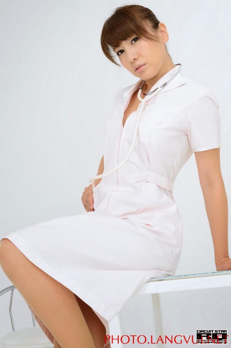 RQ-STAR NO 00865 ERISA Nurse Costume