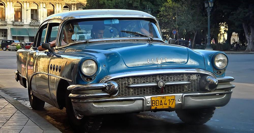 1955 buick roadmaster 4 door sedan cubanclassics for 1955 buick roadmaster 4 door