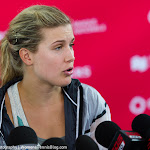 Eugenie Bouchard - Rogers Cup 2014 - DSC_4061.jpg