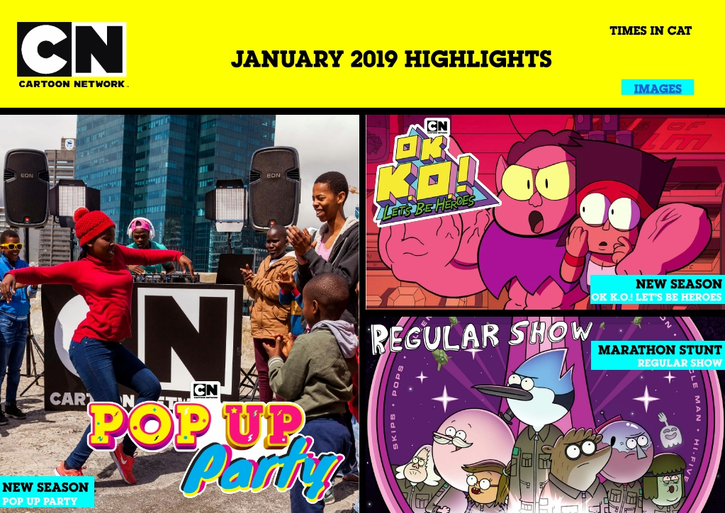 Entertainment Inside Us Pop Up Party Is Back For A Second Season
