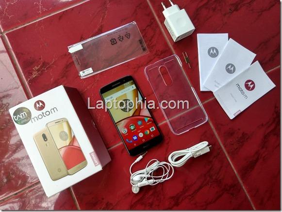 Paket Pembelian Motorola Moto M XT1663