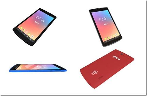Axioo PicoPad S3, Tablet Bertenaga Intel Atom x3 SoFIA