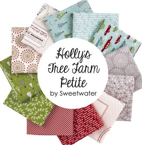 Holly's Tree Farm Fabric